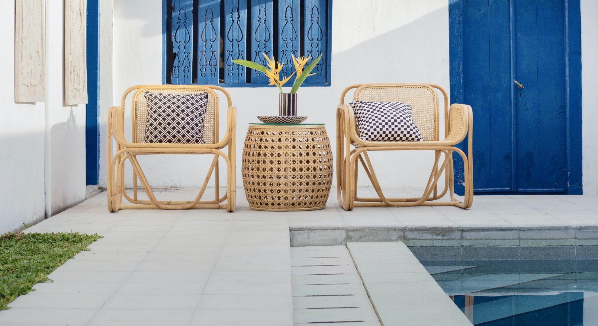 Airbnb Essential Items - Pool Chairs
