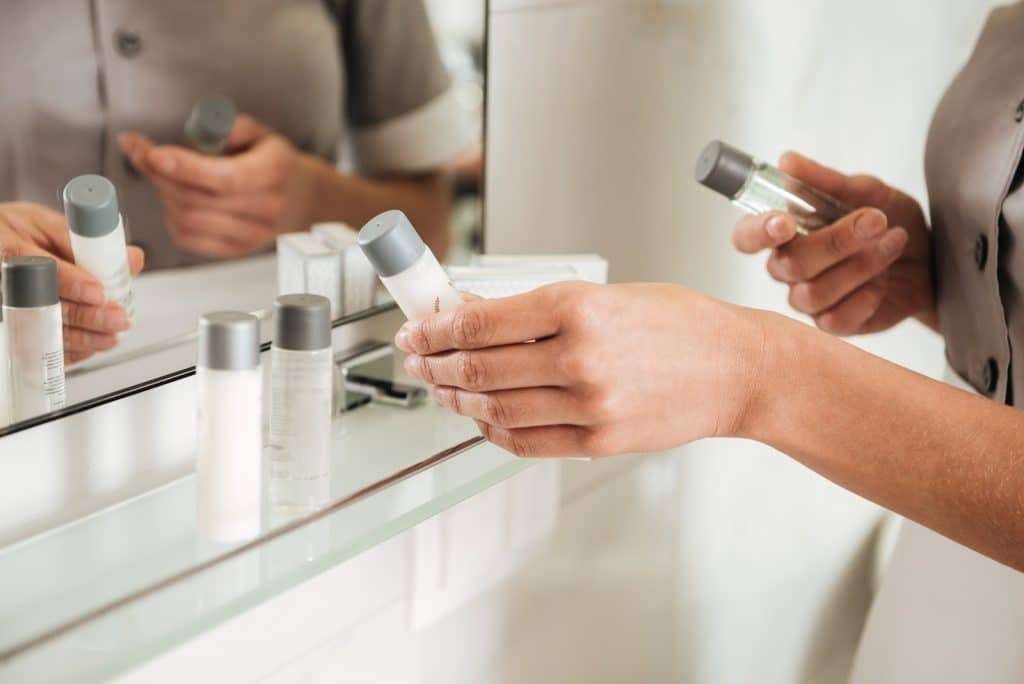 Airbnb must-have: Shampoo, conditioner, soap, and lotion